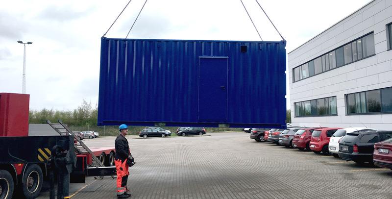 Containeranlæg