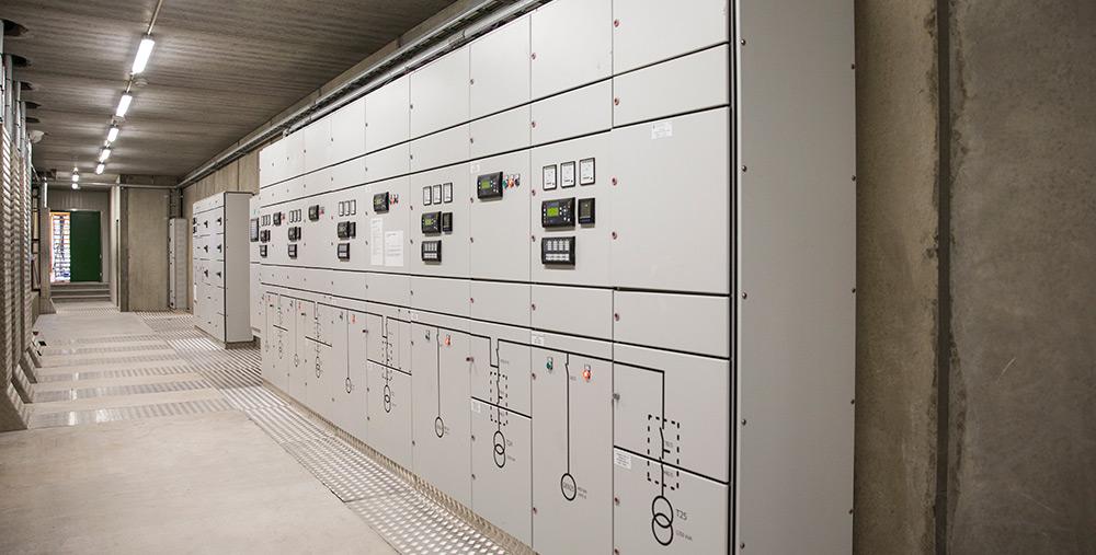 Coromtic generatorstyring