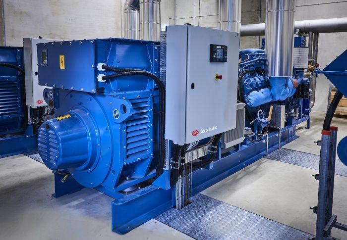 Generator Coromatic